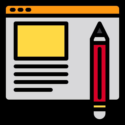 التصميم الإبداعي وكتابة المحتوي المرئي